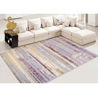 Wholesale Decorative Rugs For Living Room / Modern Style Area Rugs Not Shrink from china suppliers