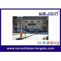 Quality Fast Speed Stable Automatic Electronic Parking Barrier Gate Eay Install for sale