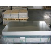 Buy cheap Impact Resistance Aluminum Sheet Roll , Thin Aluminum Sheet For Wall Cladding from wholesalers