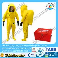 Wholesale Lightweight Marine Fire Fighting Gear Fireman Chemical Protective Clothing from china suppliers