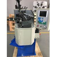 Quality 2-3 aixs CNC compression spring coiling machine with wire capacity 0.07-0.80mm for sale