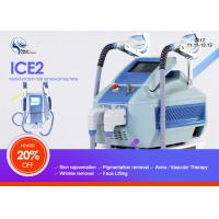 Wholesale IPL SHR SSR Beauty Machine For Hair Removal / Pigmentation Removal 300000 Shots from china suppliers