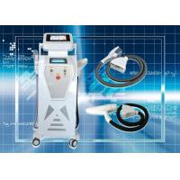 Wholesale Double screens SHR hair removal machine YAG laser machine , skin rejuvenation machine from china suppliers