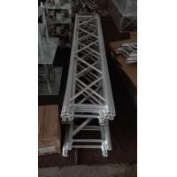 Wholesale 500mm - 4000mm Aluminum Ladder Truss , Black Light Duty Portable Stage Truss from china suppliers