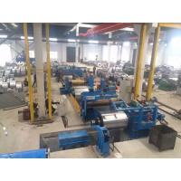Wholesale Hot Rolled Steel Metal Slitting Machine , Steel Slitting Equipment Automatically from china suppliers
