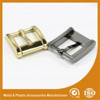 Quality OEM Buckle Size 30X26.5X19MM Metal Zinc Buckle For Handbag Accessories Footwear for sale