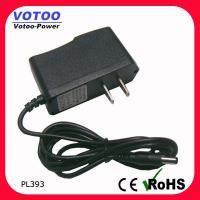 Wholesale 5 Volt 1 Amp Wall Mount Power Plug-In Adapter / DC Power Supply CE from china suppliers