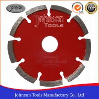 Wholesale 115mm Diamond Tuck Point Diamond Blades Sintered Stable Long Cutting Life from china suppliers