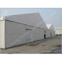 Wholesale Corrugated Sheet Wall Marquee Tent , Semi-permanent Car Parking Tent Marquee from china suppliers