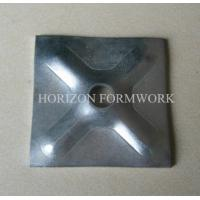 Wholesale Waler plate for wall formwork, waller plate, washer plate from china suppliers