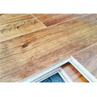 Wholesale Waterproof V Groove Laminate Flooring , Wooden Click Lock Flooring 83129 E1 AC3 from china suppliers