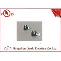 "Wholesale 3/8"" Steel EMT Conduit Fittings Two Hole with Electro Galvanized Finish from china suppliers"