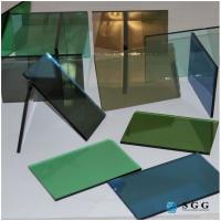 Wholesale China 4mm 5mm 6mm dark green blue grey bronze reflective glass price from china suppliers