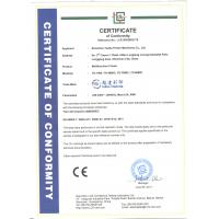 YueDa glass printer technology Certifications