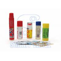 Wholesale Matte Finishing PET Shrink Sleeves Ten Colors for Seasoning / Kitchen Label from china suppliers