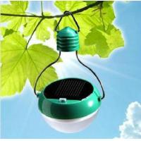 Wholesale Solar Power LED Camping Travel Light Induction Lamp from china suppliers