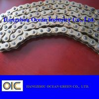 Quality ISO/ DIN / ANSI Four Side Punch Motorcycle Chain 420 428 428H 520 530 630 for sale