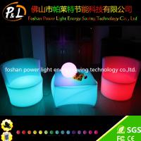 Wholesale Pub Bar Garden Illuminated Glowing LED Light Table from china suppliers