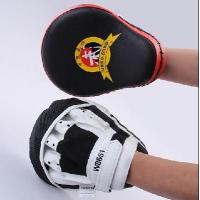 Wholesale good quality Sports PU Leather Boxing Traning Hand Target from china suppliers