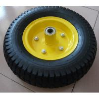 Wholesale High-Grade Pneumatic Rubber Wheel 13*5.00-6 (PR2408) from china suppliers