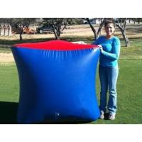 Wholesale Inflatable Paintball Bunker BUN26 with Flexible and Durable Anchor Strings from china suppliers