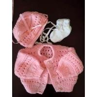 Wholesale Cute fashionable design handmade knitted baby clothes for Summer from china suppliers