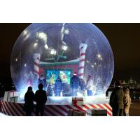 Wholesale Transparent Inflatable Snow Globe For Product Promotion from china suppliers