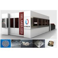 Wholesale Fully Enclosed Fiber Laser Cutting Machine , 2000W Laser Cutter Machines from china suppliers