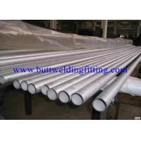 Wholesale Thick Wall Stainless Steel Pipe SS Seamless Tube TP304/304L , TP316/316L from china suppliers