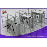 Wholesale Outdoor Tripod Turnstile Gate , Access Control Tripod Barrier from china suppliers