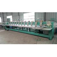Wholesale Refurbished Tajima 12 Head Embroidery Machine Second Hand Green Color TMFD-G912 from china suppliers