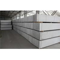 Wholesale High Density Concrete Precast Hollow Core Wall Panels 2700×600×100mm from china suppliers