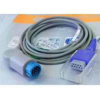 Wholesale Compatible Philips SpO2 Sensor Adapter Cable for Philips M1900B with Nellcor Model from china suppliers
