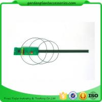 Wholesale Triangle Plastic Coated Steel Garden Stakes For Plant Support from china suppliers