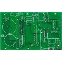 Wholesale Rohs PCB Prototype and ENIG FR4 PCB Board green Solder Mask , 1mm Board Thickness from china suppliers