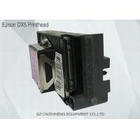 Wholesale Eco Solvent Printer Print Head Epson DX5 F186000 For Epson 1900 / 2880 Printer from china suppliers