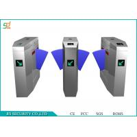 Wholesale Entrance Flap Barrier Tripod Turnstile Gate For Subway Station , Hotel from china suppliers