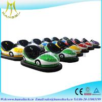 Wholesale Hansel indoor battery operated electric bumper cars for sale new bumper car price from china suppliers