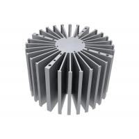 China 6000 Series Aluminum Heat Sink Extrusion Heating Radiator For Led Light on sale