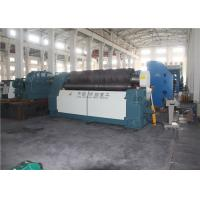 Wholesale Round / Arc Metal Plate Rolling Machine 3000 mm Rolling Width CE Certification from china suppliers