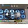 Buy cheap IGF -1 LR3 0.1mg Growth Hormone Peptides Bodybuilding LONG R3 IGF1 LR3 IGF1 Purity 95% from wholesalers