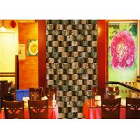 Wholesale Eco - Friendly Embossed 3d Brick Effect Wallpaper For Restaurant Background from china suppliers