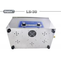 Quality 30L High Power Ultrasonic Cleaner , Portable Brass Ultrasonic Cleaner for sale
