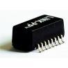Buy cheap Alternative TS8121CM-HF 10/100 BASE-T ETHERNET POE Magnetic Single Port SMD from wholesalers