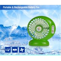 Wholesale electric mini handy cooler air battery fan/Portable and recharger Battery Mini Cooler fan from china suppliers