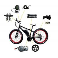 1000W 8FUN Drive Conversion Mid Motor Kit With 2 Pcs Brake Levers