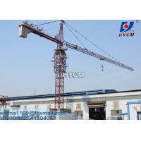 Wholesale 12Tons Load TC6024 Topkit Tower Crane 60mts Working Jib Specification from china suppliers