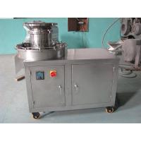 Wholesale Pharmacuetical Industry Granulating Machine Stainless Steel 304 / 316L Rotary Type from china suppliers
