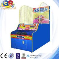 Wholesale kids amusement street basketball arcade game machine for kids coin operated gama machine from china suppliers
