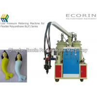 Wholesale Soft Toy / Backrest Making Polyurethane Foam Injection Machine VFD Output Adjusted from china suppliers